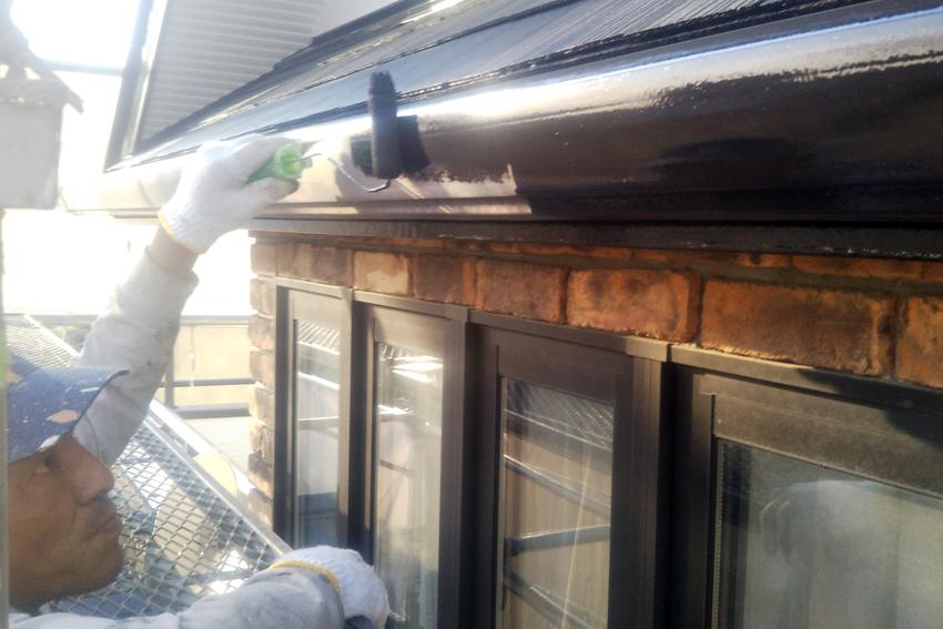 屋根・外壁塗装-ツートンカラー、防水、コーキング