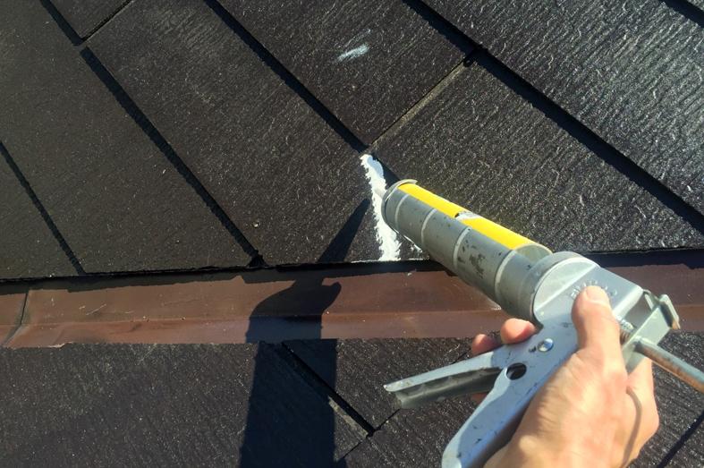 高遮熱屋根塗装、外壁UVプロテクトクリア塗装