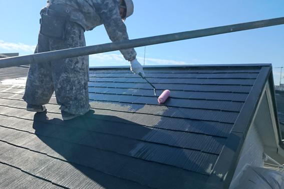 高遮熱屋根塗装、外壁塗装、コーキング補修工事