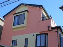 さいたま市緑区で高遮熱屋根塗装、外壁塗装、コーキング補修工事の施工例