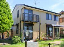 さいたま市桜区で屋根遮熱塗装、外壁塗装の施工例