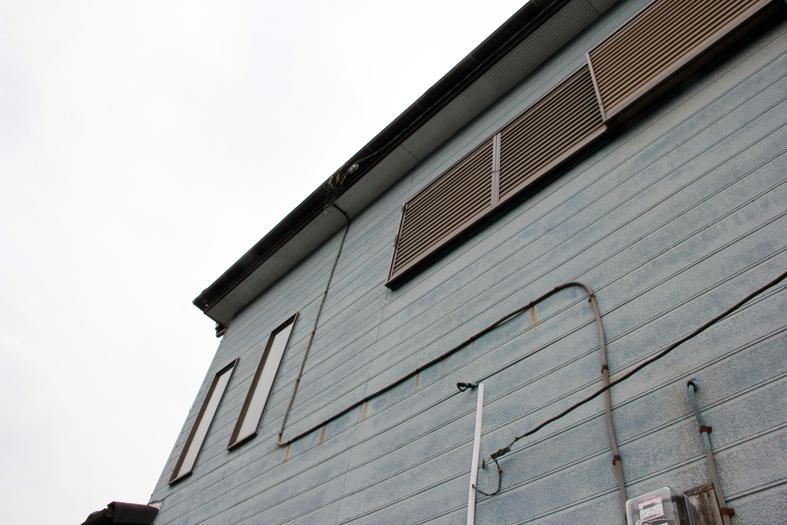セメント瓦屋根塗装、外壁塗装、コーキング打替、雨漏り補修