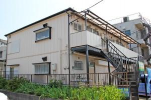 塗装工事のアンケート-さいたま市見沼区、Mアパートの屋根塗装、外壁塗装