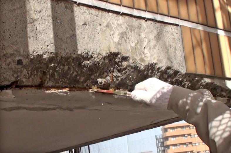 タイル外壁の爆裂補修 さいたま市の塗装専門業者による外壁塗装や