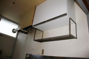 内部塗装のタッチアップ-さいたま市大宮区、Hアパート大規模修繕