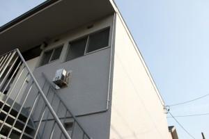 さいたま市大宮区、アパート屋根塗装、外壁塗装、塀塗装
