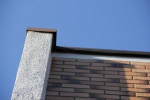 さいたま市北区、テラスハウス塗装