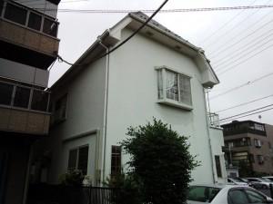 さいたま市中央区、屋根塗装、外壁塗装、ベランダ防水工事