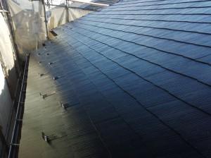 屋根塗装-さいたま市(屋根塗装、外壁塗装、ベランダ塗装)