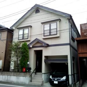 屋根塗装、外壁塗装-さいたま市