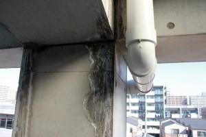 さいたま市、塗装・防水不良