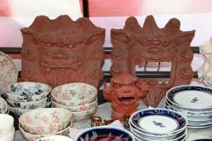 さいたま市大宮第2公園で陶器市が開催中