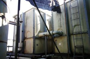 貯水槽塗装-さいたま市