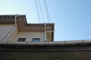 火災保険でリフォーム-さいたま市(雨漏り補修、外壁塗装)