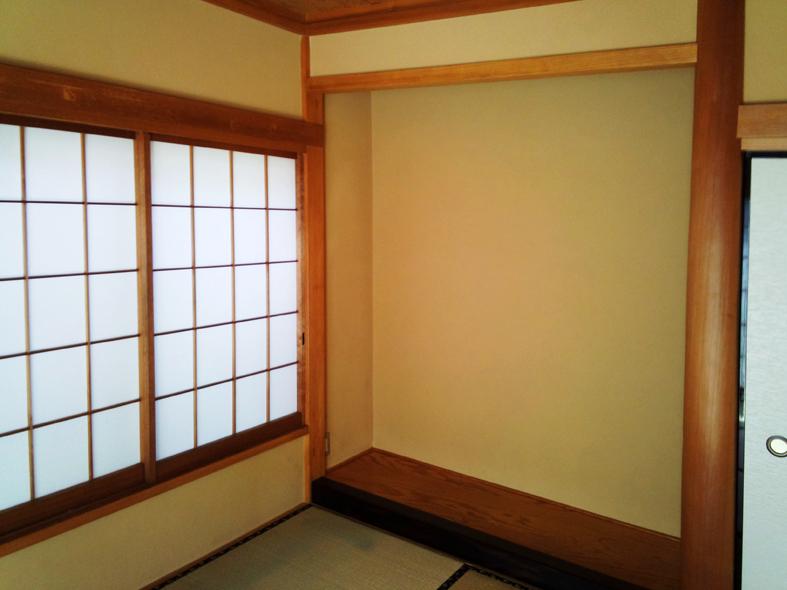 さいたま市見沼区で京壁-左官仕上げ