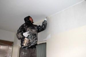 カチオン塗布-さいたま市、マンション大規模修繕工事