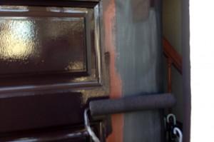 ドア塗装-さいたま市