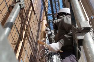 配管補修と塗装-さいたま市