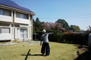 本日着工-さいたま市S様邸(高遮熱屋根塗装、外壁塗装)