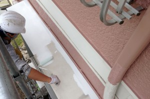 モール塗装-さいたま市S様邸(高遮熱屋根塗装、外壁塗装)