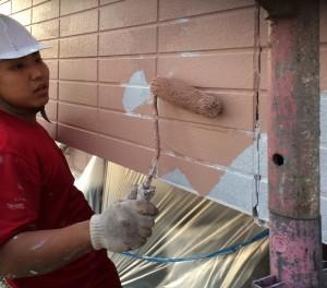 外壁塗装-さいたま市緑区M様邸