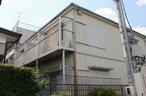 屋根塗装・外壁塗装の契約-さいたま市見沼区Mアパート