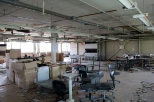 塗装・内装・板金工事の見積作成完了-さいたま市岩槻区の工場改修工事
