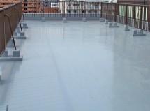 通気緩衝工法-ウレタン塗膜防水 さいたま市