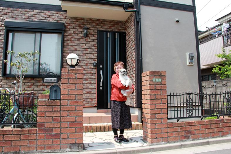 高遮熱屋根塗装、外壁ツートンカラー塗装、ベランダ防水