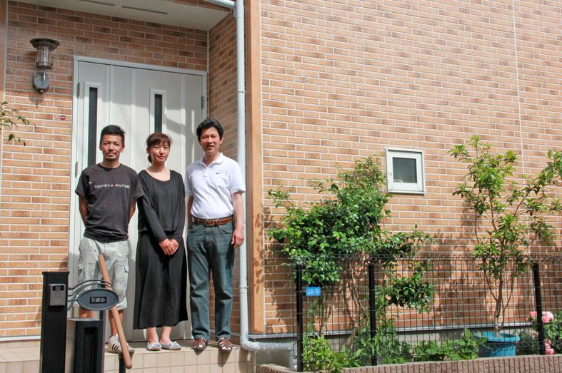 高遮熱屋根塗装、外壁塗装、ベランダ防水塗装