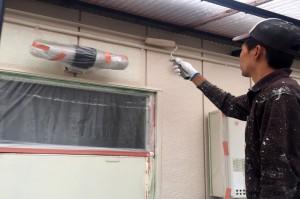 引き続き、外壁塗装-さいたま市見沼区Mアパート塗装工事