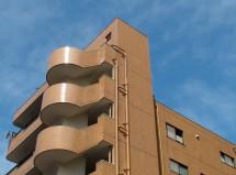 マンション 屋上防水、タイル外壁塗装