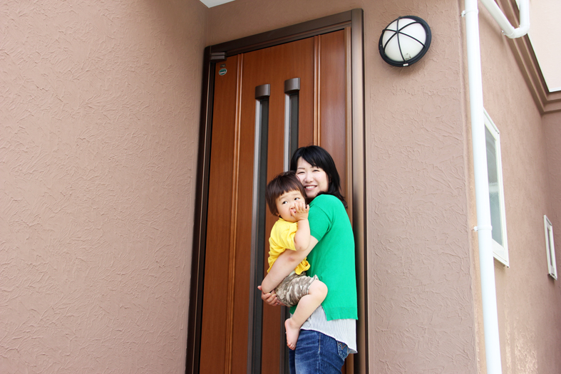 高遮熱屋根塗装、外壁塗装ツートン仕様、ベランダ防水トップコート
