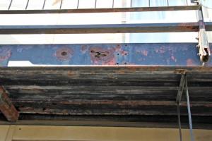 塗り替え工事のための現状調査-さいたま市北区Kアパート