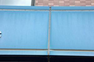 幕板塗装、コーキング打替の見積依頼-さいたま市南区Y病院