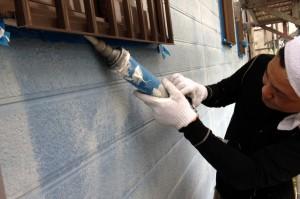 雨漏り補修-さいたま市西区、U様邸の塗装工事