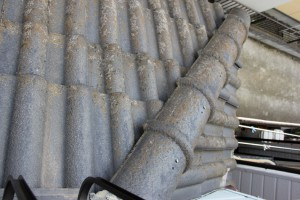 屋根の釘浮補修-さいたま市西区、U様邸の塗装工事