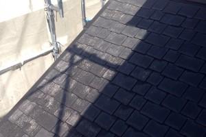 塗装の為の高圧洗浄-さいたま市北区のM様邸