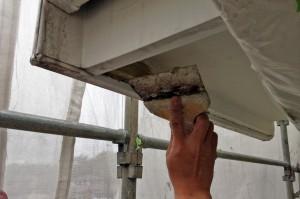 ビデオを編集中-さいたま市西区S様邸の屋根塗装、外壁塗装