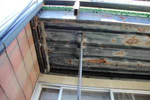 屋根塗装、外壁塗装の打ち合わせ-さいたま市北区、Kアパート