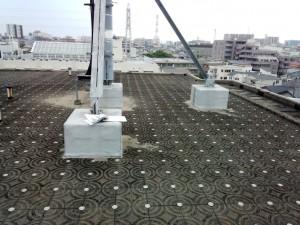 屋上防水の見積書作成中-さいたま市浦和区CGマンション