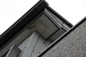 外壁塗装、屋根塗装、コーキング打替の現状調査-さいたま市南区K様邸