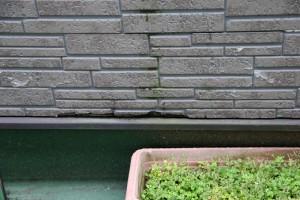 外壁塗装、屋根塗装、コーキング打替の現状調査-さいたま市見沼区YA様
