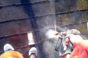 高圧洗浄-さいたま市南区K様邸(外壁塗装、屋根塗装)