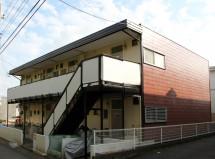 アパートの屋根塗装、外壁塗装