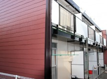 外壁塗装・屋根塗装-アパート