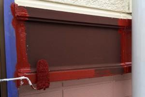 霧除塗装とモール補修-さいたま市南区H様邸