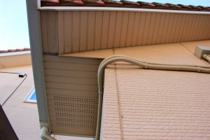 外壁塗装の現状調査-上尾市A様邸
