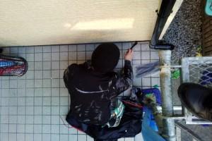屋根・外壁塗装が完了-さいたま市南区、KA様(外壁塗装、屋根塗装、コーキング打替)