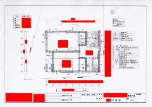 外壁塗装、屋根塗装の見積計算中-さいたま市緑区、KA様